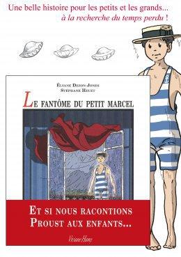 LE FANTÔME DU PETIT MARCEL EN LIBRAIRIE AUJOURD'HUI (...)