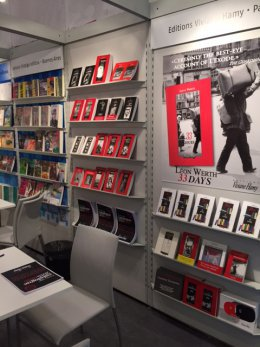 Frankfurt bookfair 2016